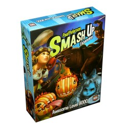 Smash Up Awesome Level 9000 - Cover