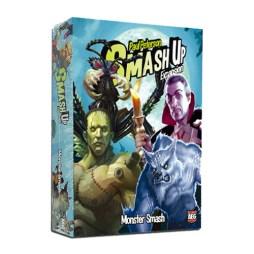 Smash Up Monster Smash - Cover