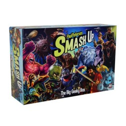 Smash Up The Big Geeky Box - Cover