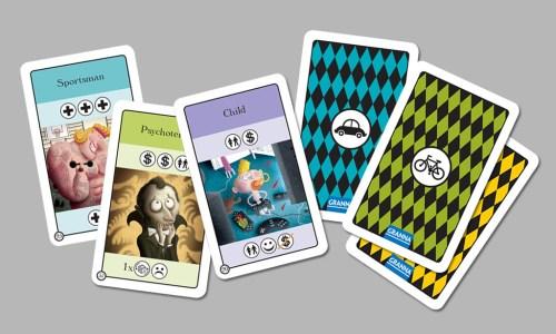 CV Base – Cards