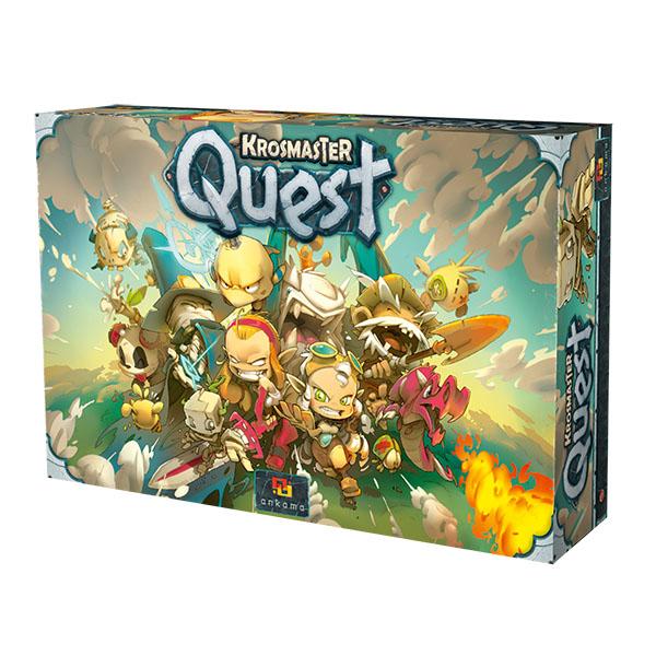 Krosmaster Quest - Cover