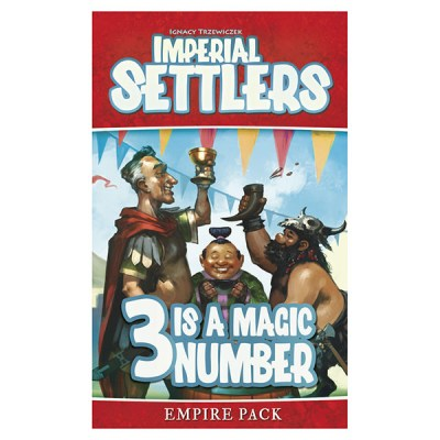 Imperial Settlers 3 Is a Magic Number - Cover