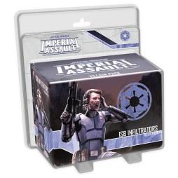 Star Wars Imperial Assault – ISB Infiltrators Villian Pack - Cover
