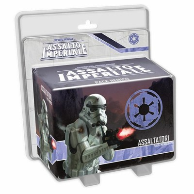 Star Wars Imperial Assault – Stormtroopers Villain Pack - Cover