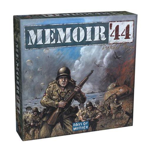 Memoir 44 – Cover