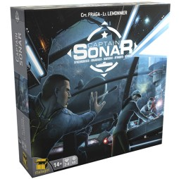 Captain Sonar - Cover