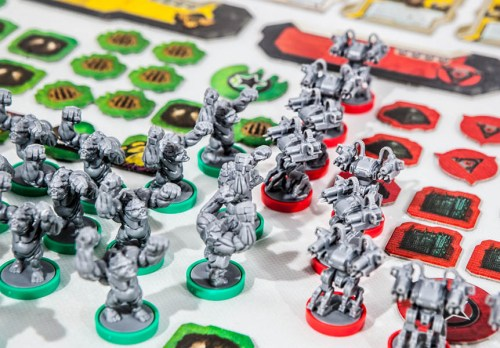 Cry Havoc – Miniatures