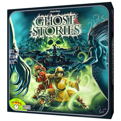Ghost Stories - Cover