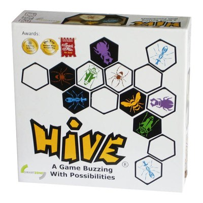 Hive - Cover