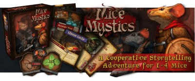 Mice and Mystics – Banner