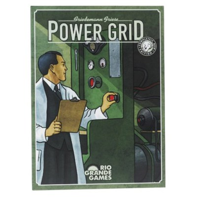 Power Grid - Cover