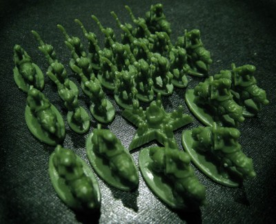 Risk Legacy – Miniatures