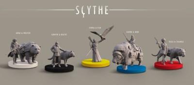 Scythe – Characters