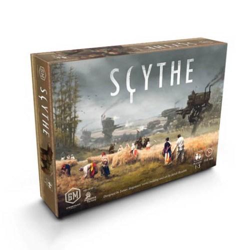 Scythe – Cover
