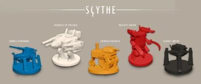 Scythe – Miniatures