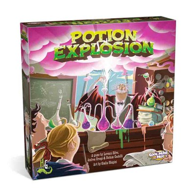 Potion Explosion – Cover