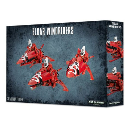 eldar-windriders-cover