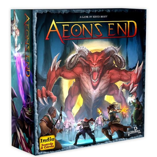 Aeon's End – Cover