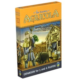 Agricola Expansion for 5 and 6 Players - Cover