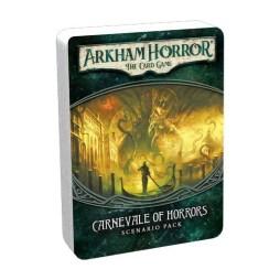 Arkham Horror The Card Game – Carnevale of Horrors – Scenario Pack - Cover