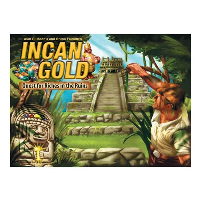 Incan Gold - Cover