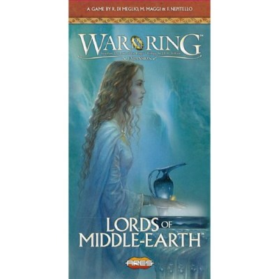 War of the Ring Lords of Middle-earth - Cover