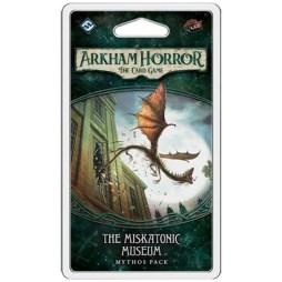 Arkham Horror The Card Game – The Miskatonic Museum – Mythos Pack - Cover
