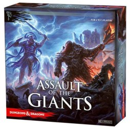 Assault of the Giants - Standard Edition - Cover