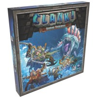 Clank! A Deck-Building Adventure Sunken Treasures Expansion - Cover
