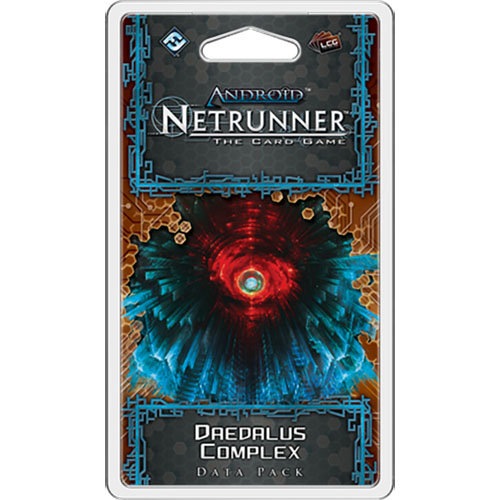 Android Netrunner – Daedalus Complex – Cover