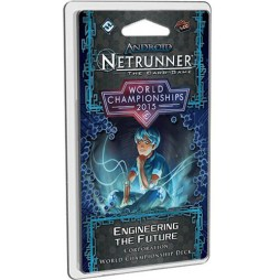 Android Netrunner - 2015 World Champion Corp Deck - Cover