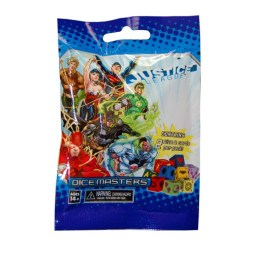 DC Dice Masters Justice League - Foil Pack - Cover