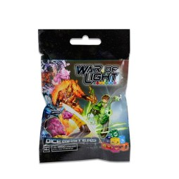 DC Dice Masters War of Light - Foil Pack - Cover