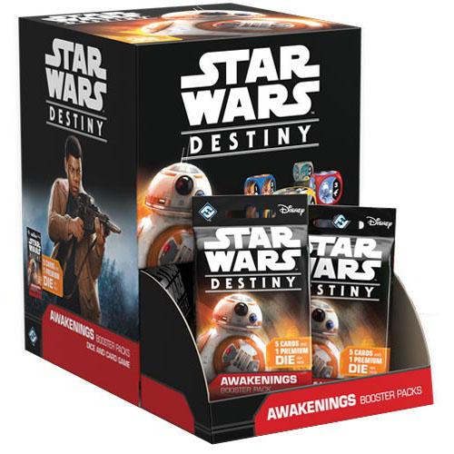 Star Wars Destiny Awakenings – Gravity Feed – Cover