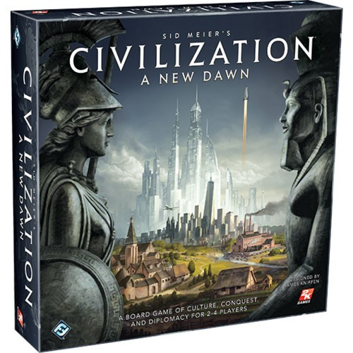 Civilization A New Dawn – Cover