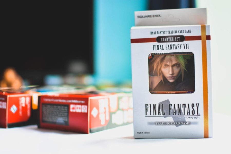 Final Fantasy Starter Set
