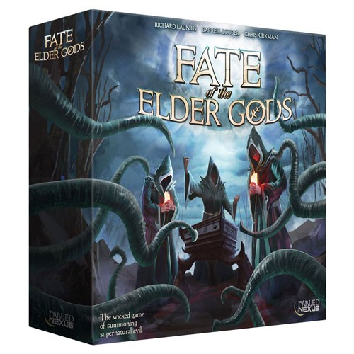 Fate of the Elder Gods – Cover
