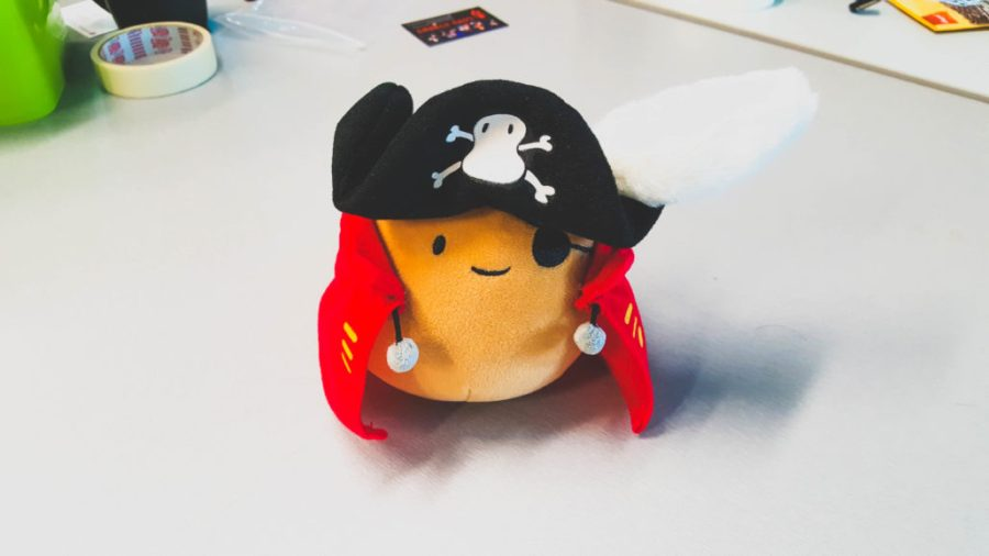Potato Pirates - Plushie