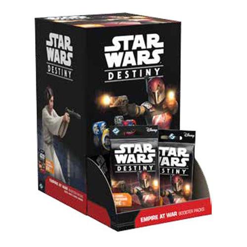 Star Wars Destiny Empire at War – Cover