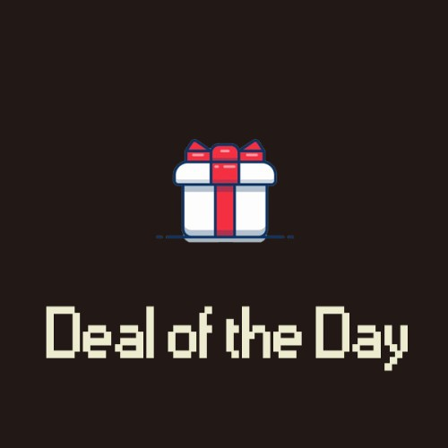 Deal of the day – Cover