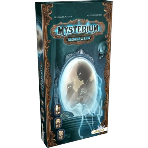 Mysterium Secrets & Lies – Cover