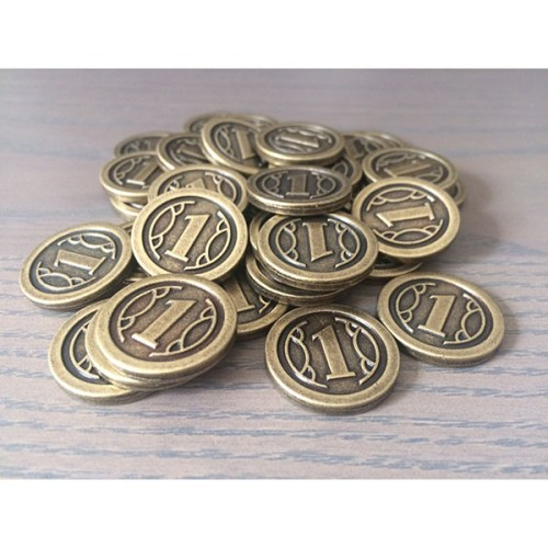 Charterstone – Coins