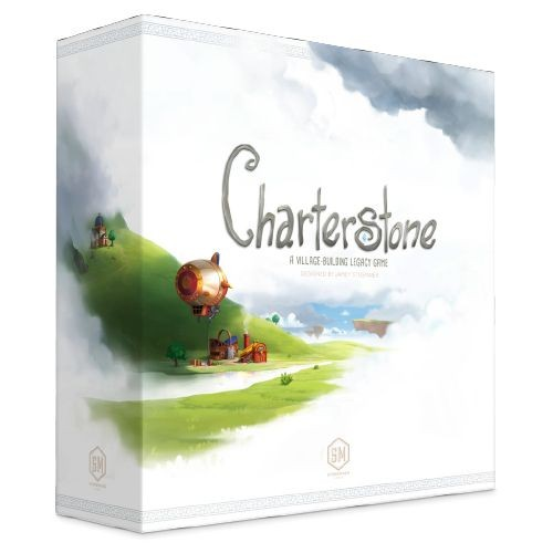 Charterstone – Cover