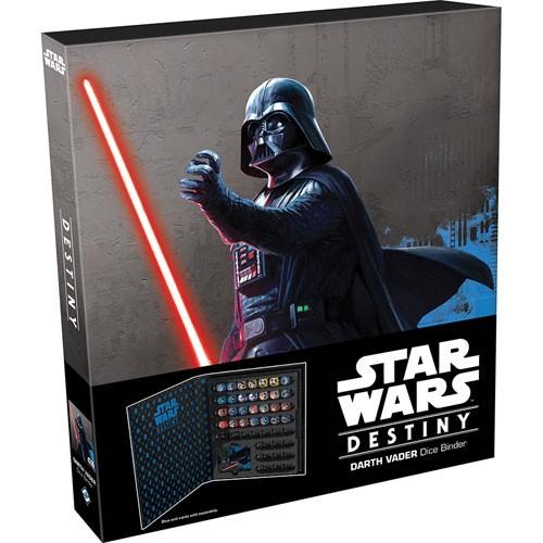 Star Wars Destiny Darth Vader Dice Binder – Cover
