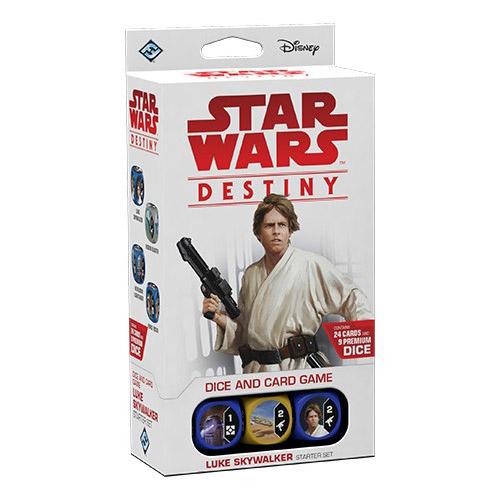 Star Wars Destiny Luke Skywalker Starter Set – Cover