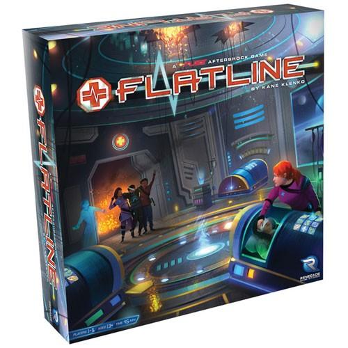 Flatline – Cover