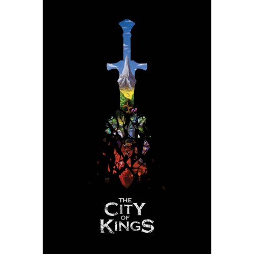 The City of Kings – Cover