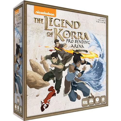 The Legend of Korra Pro-Bending Arena – Cover