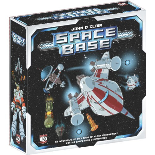 Space Base – Cover