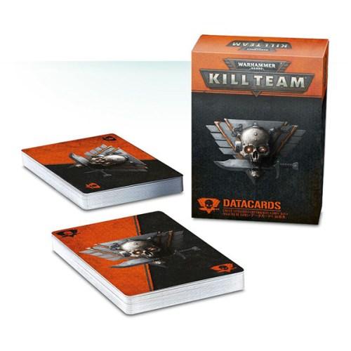 Kill Team Datacards – Cover